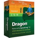 Dragon Naturally Speaking 10 Standard