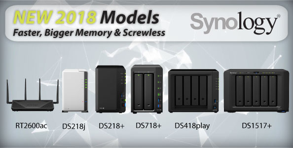 Synology - ACE Peripherals ::: Completing I T