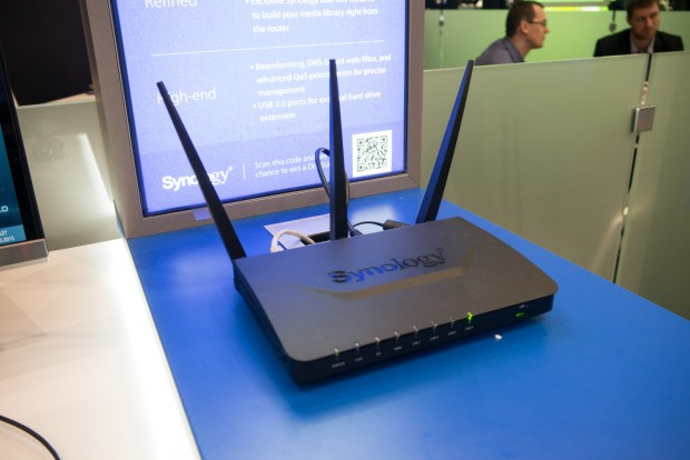 150317-Synology 1st router