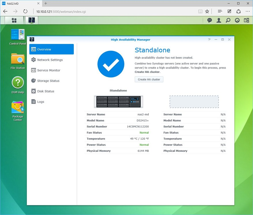 Synology DiskStation DS2415+ NAS - Review by Maximum PC - ACE