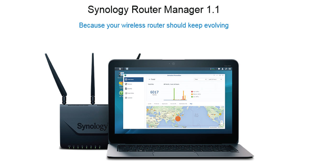 160720-Synology Router Manager 1.1