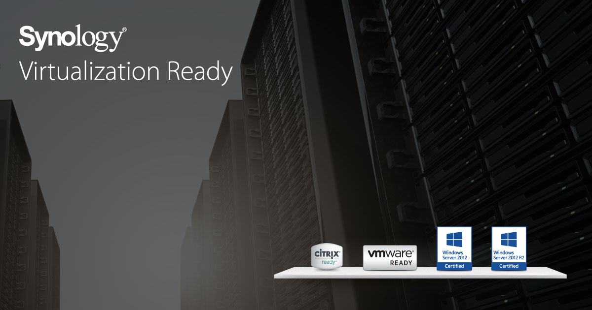 Synology VMware Ready - FB