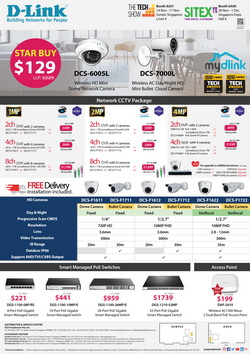 191114-Dlink-Foscam-Stand-Alone-Network-IP-POE-WiFi-Camera-Home-Corp-Switches-AP-Network-CCTV-Packages-Page2 resize