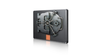 keep your data safe with Self-Encrypting Drive SED Technology